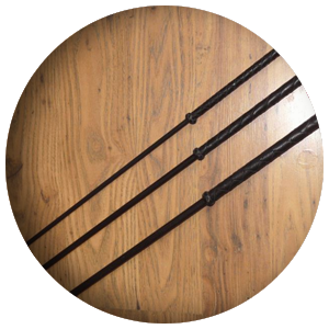 30 - Thin Delrin Cane